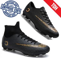 Men's Soccer Shoes Football Sneakers Soccer Cleats Outdoor S