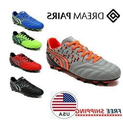 Dream Pairs Men's Sport Athletic Lace Up Outdoor Cleats Foot