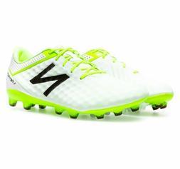 New Balance Men's Visaro Pro FG Soccer Cleats   MSVROFWT