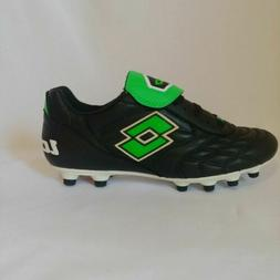 mens pu trofeo pro soccer cleats black