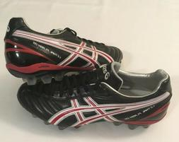 Men's Size 7 Soccer Cleats Shoes ASICS LETHAL FLASH DS NWT