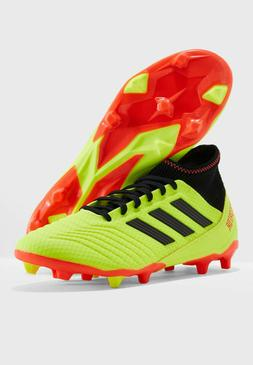 Mens Soccer Cleats ADIDAS PREDATOR 18.3 FLEXIBLE GROUND CLEA