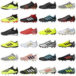 mens soccer shoes cleats football boots firm