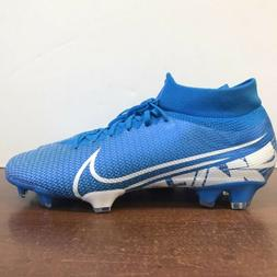 Nike Mercurial Superfly 360 7 Pro ACC FG Soccer Cleats Blue