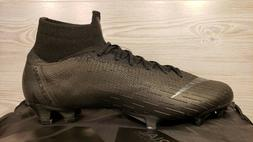 Nike Mercurial Superfly 6 Elite FG Soccer Cleats Black AH736
