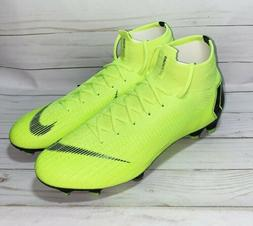 Nike Mercurial Superfly 6 Elite FG Soccer Cleats Boots Volt