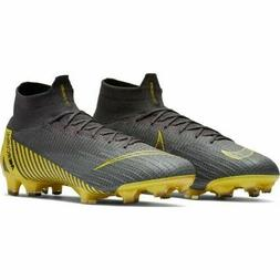 NIKE MERCURIAL SUPERFLY 6 ELITE SOCCER CLEATS AH7365-070 SIZ