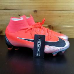 Nike Mercurial Superfly 6 Pro CR7 FG Men Soccer Cleats Brigh