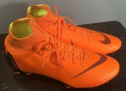 NIKE MERCURIAL SUPERFLY 6 PRO FG ACC Soccer Cleats AH7368-81