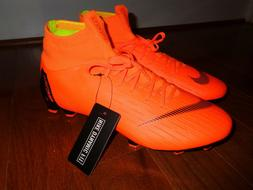 Nike Mercurial Superfly 6 Pro FG Flyknit Soccer Cleats US Si