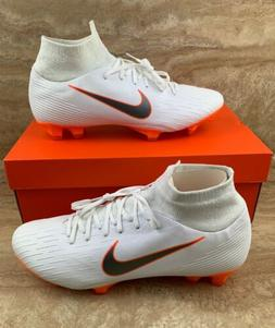 Nike Mercurial Superfly 6 Pro FG  Soccer Cleats ACC White Or
