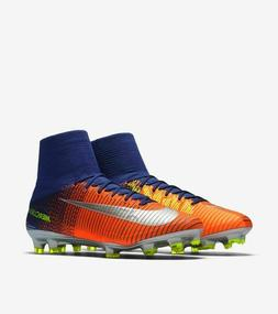 Nike Mercurial Superfly V 5 DF FG ACC Soccer Cleats 831940-4