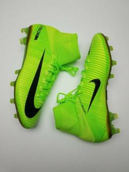 Nike Mercurial Superfly V AG-Pro Soccer Cleats Electric Gree