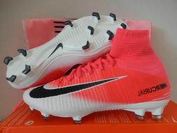 Nike Mercurial Superfly V DF FG ACC Soccer Cleats Mens Pink