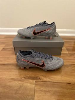 Nike Mercurial Vapor 12 Elite FG Wolf Grey Blue Soccer Cleat