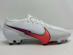Nike Mercurial Vapor Pro 13 FG ACC Soccer Cleats White AT790
