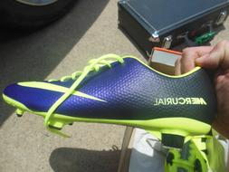 Nike Mercurial Veloce FG Soccer Cleats 10.5 Shoes NEW? Mens