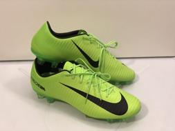 Nike Mercurial Veloce III FG Soccer Cleats Size 10 Electric