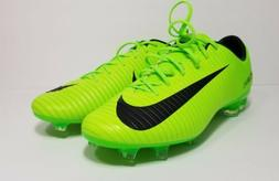 Nike Mercurial Veloce III FG Soccer Cleats Size 8.5 Electric