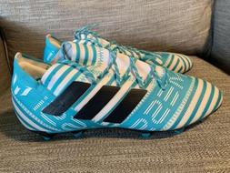 Adidas Nemeziz 17.2 Soccer Cleats Teal Men's Size 8 NWOB