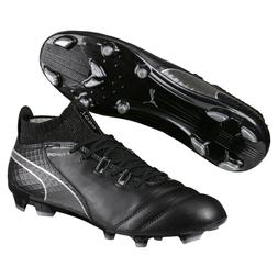 New $199 PUMA ONE 17.1 FG Leather Mens Pro Soccer Cleats - B