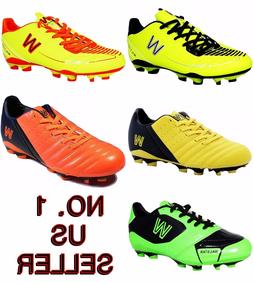 New Boys Soccer Shoes Cleats Sizes 2 to 8