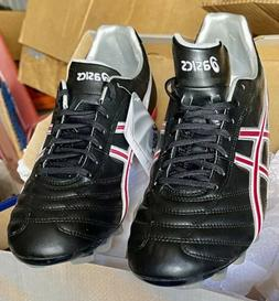 New ASICS Lethal Flash DS IT Men's Soccer Shoes Cleats Bla