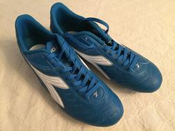 New Diadora Maracana L FG Blue/White Soccer Cleats 713727-58