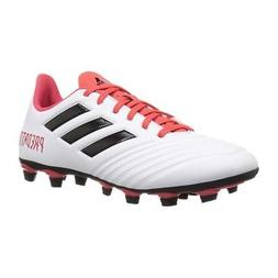 NEW Adidas Men's Athletic Shoes Predator 18.4 FXG Lace-Up