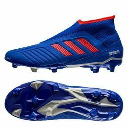 NEW MENS ADIDAS PREDATOR 19.3 LACELESS FG SOCCER CLEATS F997