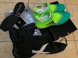 New Adidas X16+ 16 Purechaos Soft Ground Soccer Cleats SG US