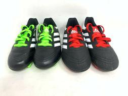 NEW! Adidas Youth Boy's Goletto Soccer Cleats Red/Black OR L