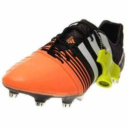 adidas Nitrocharge 1.0 SG  Casual Soccer Cleated Cleats Blac