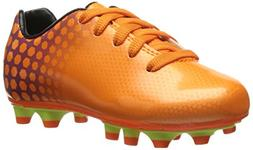 Vizari Palomar FG Soccer Cleat , Orange/Purple, 11 M US Litt
