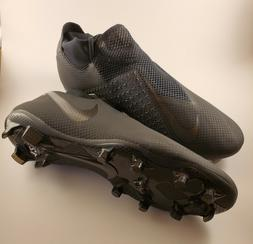 Nike Phantom VSN Vision Pro DF FG Soccer Cleats Black AO3266
