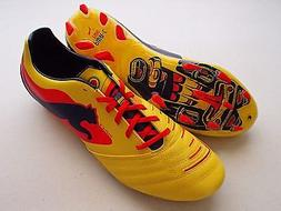Puma PowerCat 2 Graphic FG Men's Firm Ground Soccer Cleats,