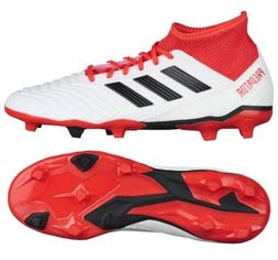 ADIDAS PREDATOR 18.3 FG YOUTH SOCCER CLEATS SHOES CP9011 NEW