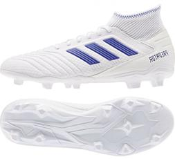 ADIDAS PREDATOR 19.3 FG SOCCER CLEATS SHOES WHITE BB9333 NEW
