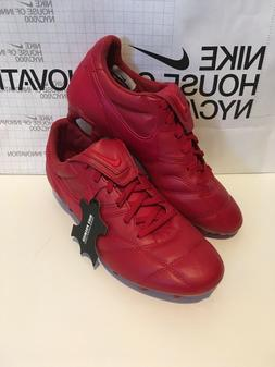 premier ii fg leather soccer cleats gym