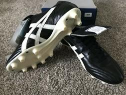 Asics Soccer Cleats 2002 Made In japan Football Classic Dead