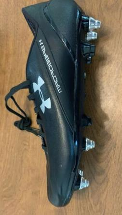 Under Armour Speedform CRM Hybrid Leather Soccer Cleats 1266