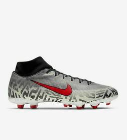 Nike Superfly 6 Academy NJR FG/MG AO9466-170 White Red Black