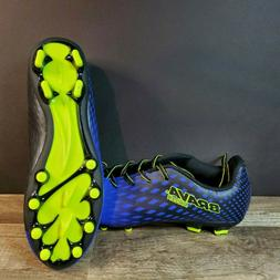 Brava Thunder II Soccer Mean's Cleats Size 12  #157491 Blue/
