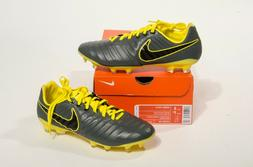 Nike Tiempo Legend 7 Pro FG Soccer Cleats Men's Size 8 Grey