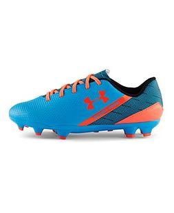 Under Armour Kids' UA Flash FG Jr. Soccer Cleats 4.5 Capri