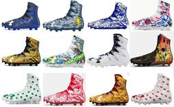 UA Under Armour Highlight Lux MC Lacrosse/Football Cleats-Pi