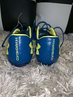 UNDER ARMOUR UA Magnetico Pro FG Mens Size 13 Soccer Cleats