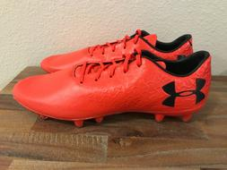 UNDER ARMOUR UA Magnetico Pro FG Soccer Cleats Red 3000111-6