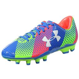 Under Armour Womens Ua W Cf Force Fg Soccer Cleats Multi Col