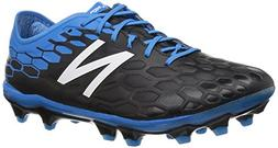 New Balance Men's Visaro 2.0 Pro FG v2 Soccer Shoe, Black/Bo